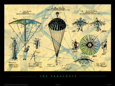 The Parachute Prints