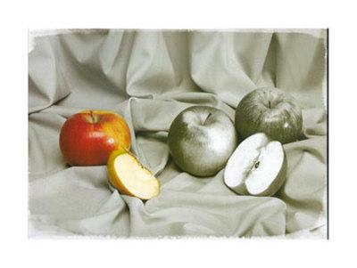 Apple Prints by Gilles Martin-Raget