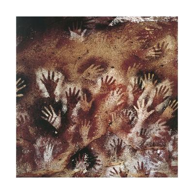 Argentina, Patagonia, Cueva De Las Manos Giclee Print