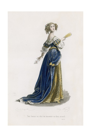 Les Femmes, Satire X Giclee Print by Emile Antoine Bayard
