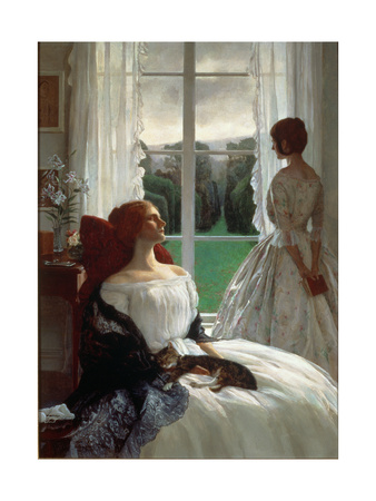 The Rain it Cometh Every Day, 1906 Giclee Print by Leonard Campbell Taylor