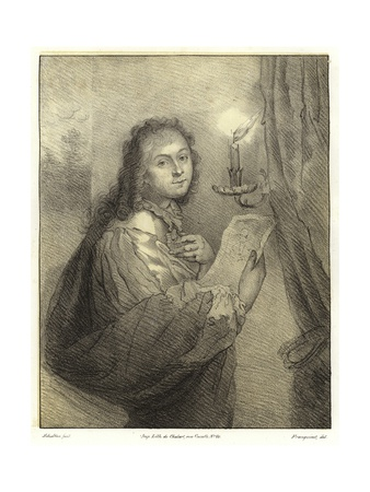 Godfried Schalcken, Dutch Artist Giclee Print by Godfried Schalcken