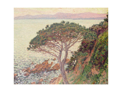 Sunset, 1916 Giclee Print by Theo van Rysselberghe