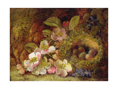 Springtime Giclee Print by Vincent Clare