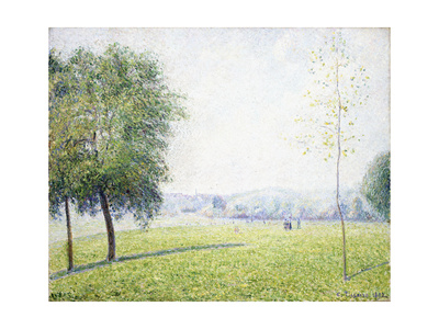 Primrose Hill, Regent's Park, 1892 Giclee Print by Camille Pissarro