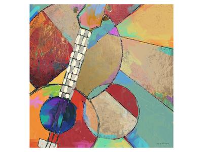 Music 01 Prints by Kurt Novak