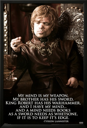 Game of Thrones – Tyrion Photo