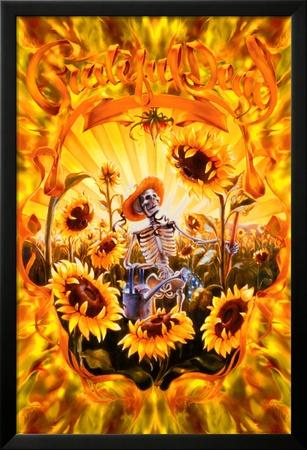Grateful Grower Affischer