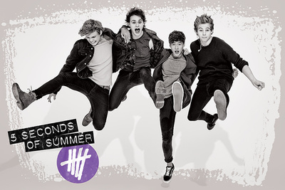 5 Seconds of Summer - Jump Prints