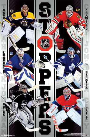 NHL - Stoppers 14 Posters