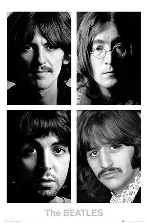 The Beatles - White Album Kunstdruck