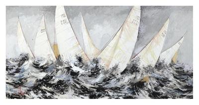 In Alto Mare Prints by Luigi Florio