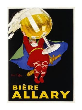 Biere Allary, 1928 Posters by Jean D'Ylen
