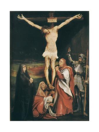 Crucifixion of Jesus Posters by Matthias Grünewald