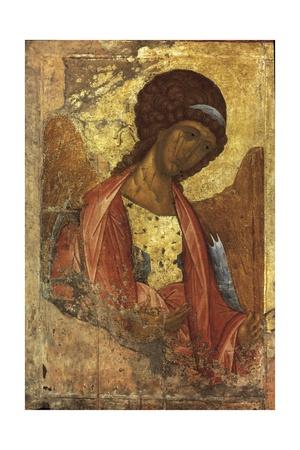 Archangel Michael Prints by Andrey Rublyov