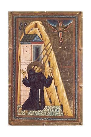 Stigmata of St. Francis Posters by Bonaventura Berlinghieri