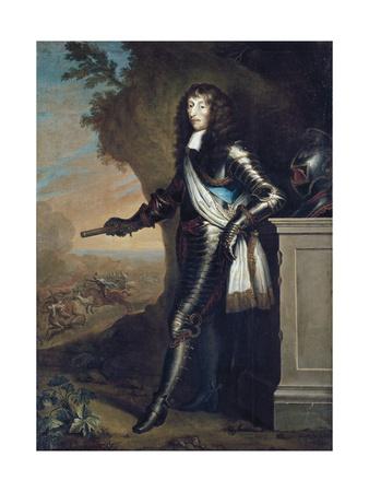 Louis De Bourbon, Prince of Conde, Ca Art by Justus van Egmont
