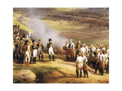 The Surrender of Ul Prints by Charles Thevenin