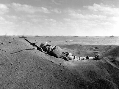 Dead U.S. Marine Photo