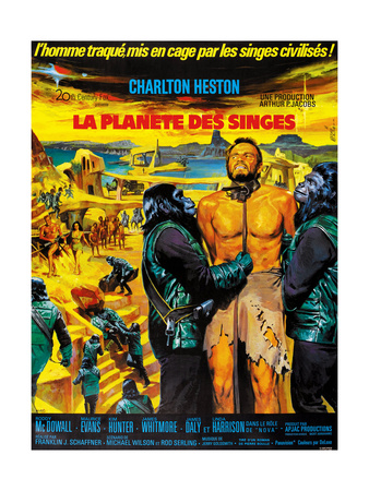 Planet of the Apes Posters