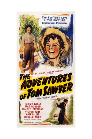 The Adventures of Tom Sawyer Print
