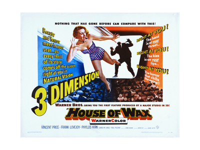 House of Wax Posters
