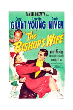 The Bishop's Wife Prints