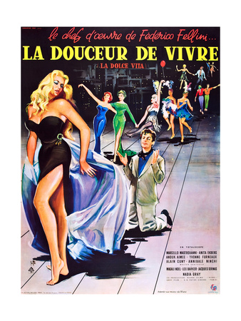 La Dolce Vita Posters
