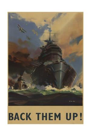British World War 2 Poster Posters