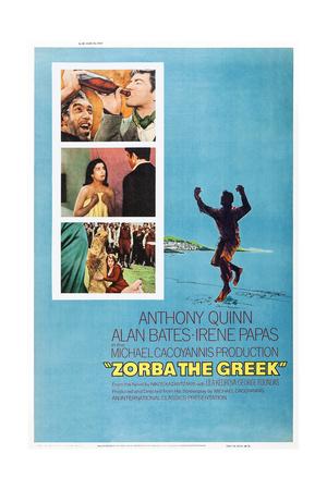 Zorba the Greek Prints