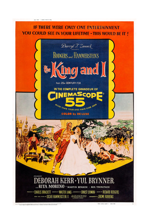 The King and I Prints
