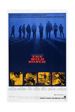 The Wild Bunch Prints