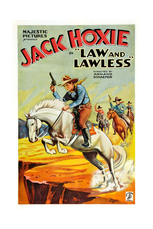 Law and the Lawless Prints