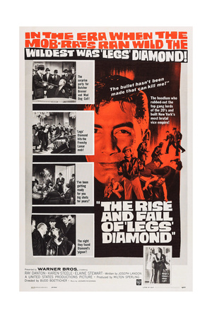 The Rise and Fall of Legs Diamond Prints