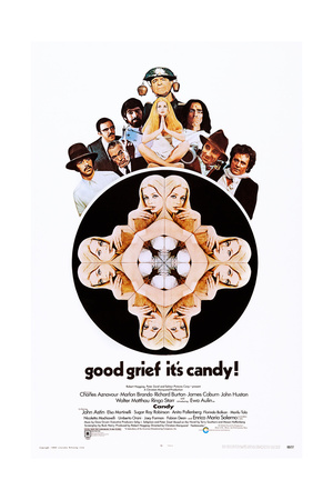 Candy Posters