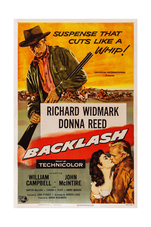 Backlash Posters