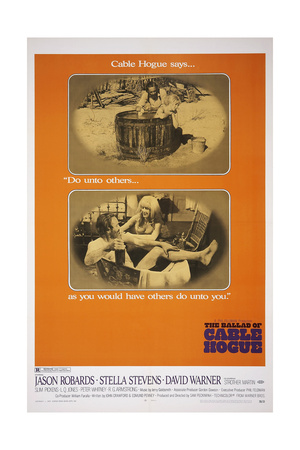 The Ballad of Cable Hogue Prints