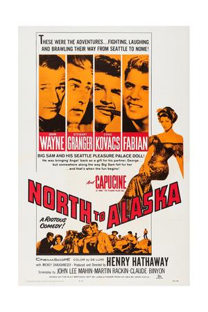 North to Alaska Prints