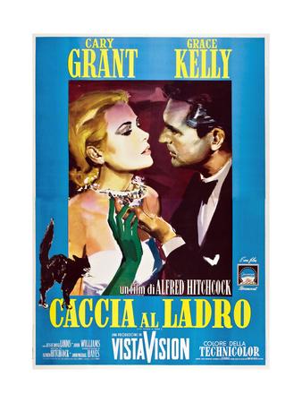 To Catch a Thief (aka Caccia Al Ladro) Posters