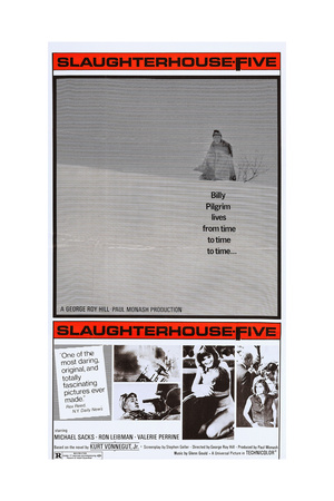 slaughterhouse five passage analysis Free study guide / summary: slaughterhouse - five overall analysis paul lazzaro, a fellow soldier in the war, had hired a man to shoot billy in revenge for roland weary's death many literary critics have analyzed the character of billy pilgrim.
