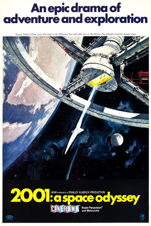 2001: A Space Oddyssey Prints