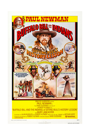 Buffalo Bill and the Indians Prints