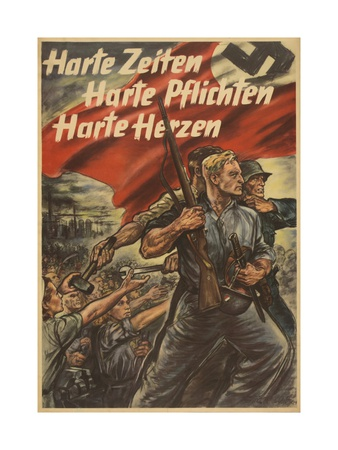 German World War 2 Poster Posters
