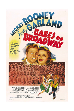 Babes on Broadway Prints