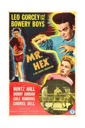 Mr. Hex Posters
