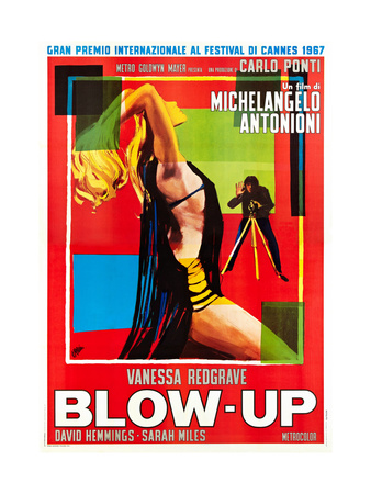 Blowup 高品質プリント