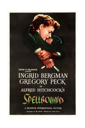 Spellbound Posters