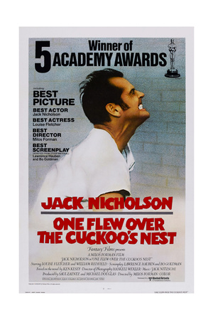 One Flew over the Cuckoo's Nest Print