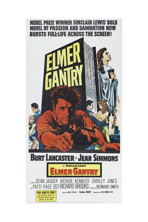 Elmer Gantry Prints