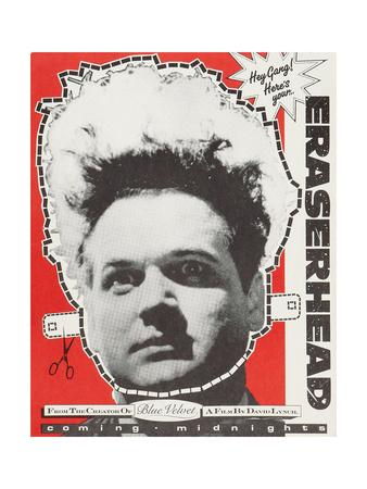 Eraserhead Posters